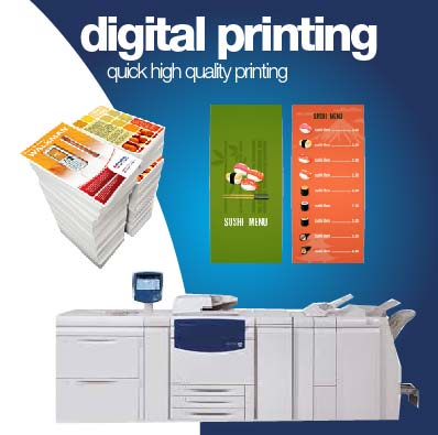 Digital Printing in San Diego