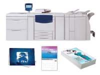 Digital Xerox Printing