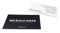 Business cards printing in san diego silk cards 16pt reheart Choice Image
